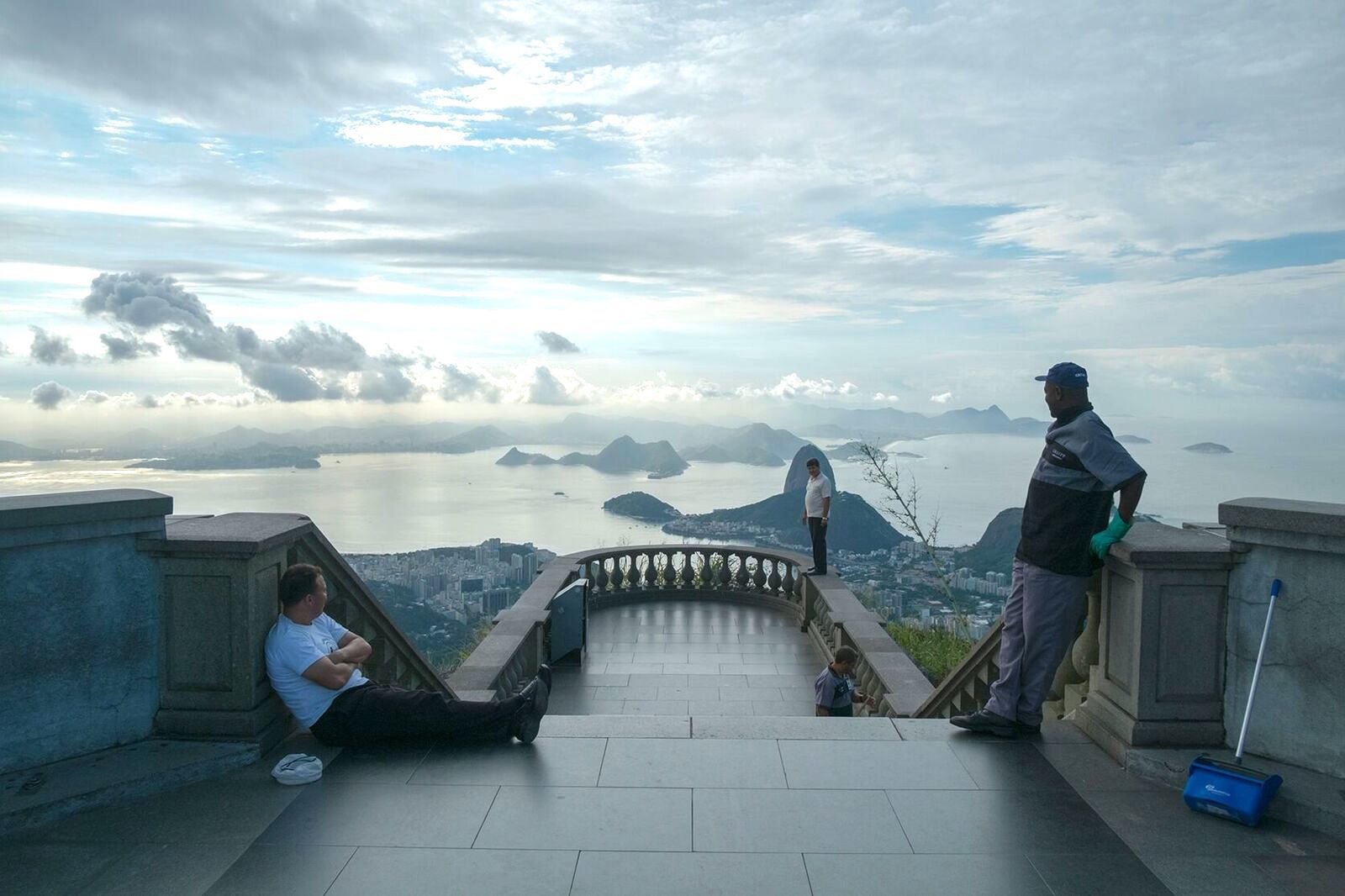 世界有数の「観光名所」なのに、違った角度から撮影したとたん・・・ここどこ?