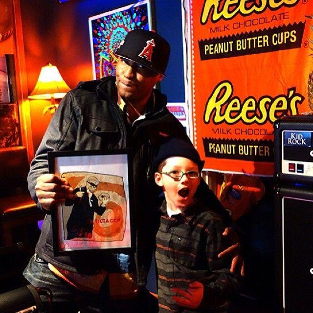 HIP HOPレジェンドたちが惚れた「10歳のイラストレーター」。