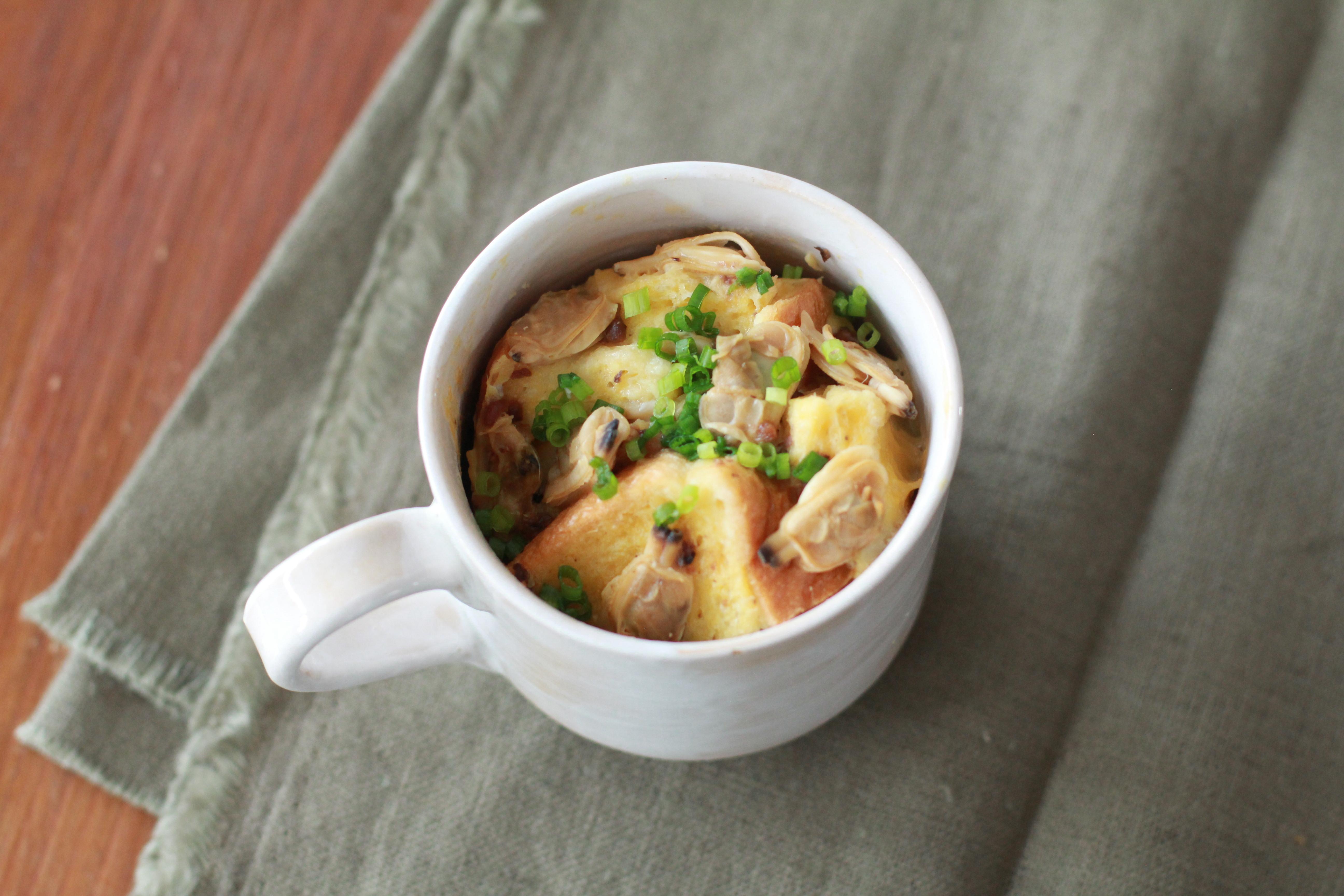 朝からとりたい栄養素がサクッと!マグカップでつくるフレンチトースト3選