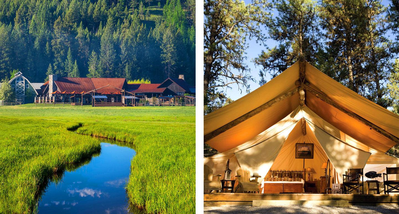 世界の「キャンプ型ホテル」で、スタイリッシュに贅沢に!【10選】