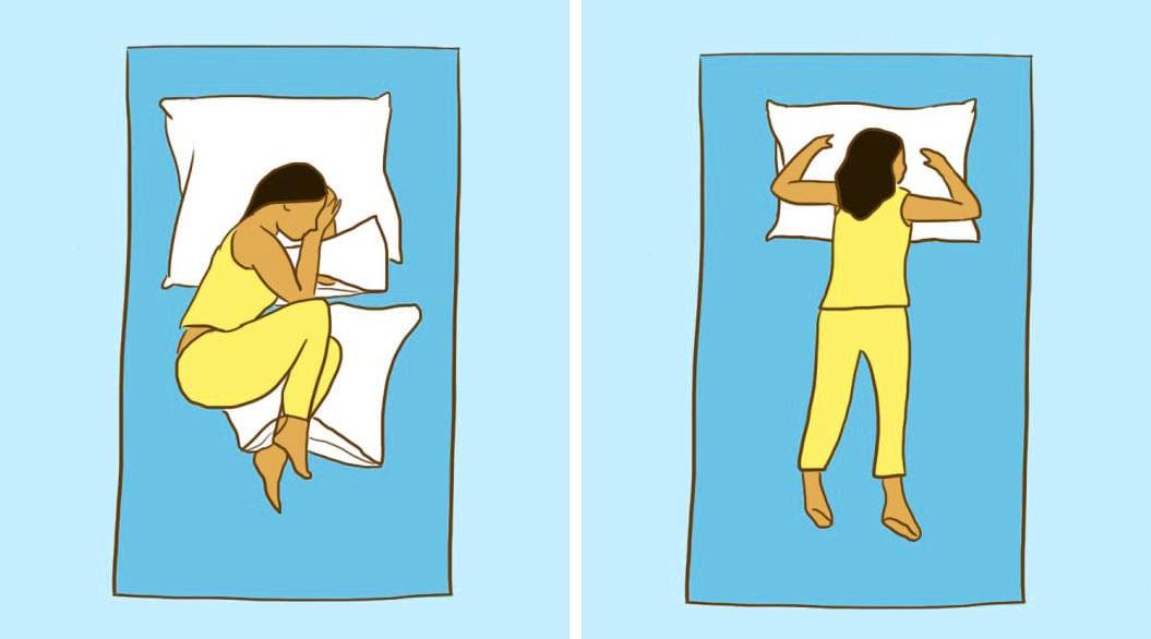 胸焼けから生理痛まで。症状別「正しい寝方」 | TABI LABO