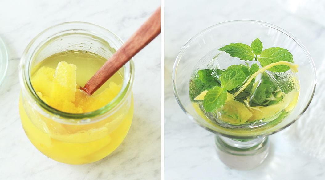 常夏の定番カクテルをちょいアレンジ「レモンの皮」を使ったモヒートはいかが?