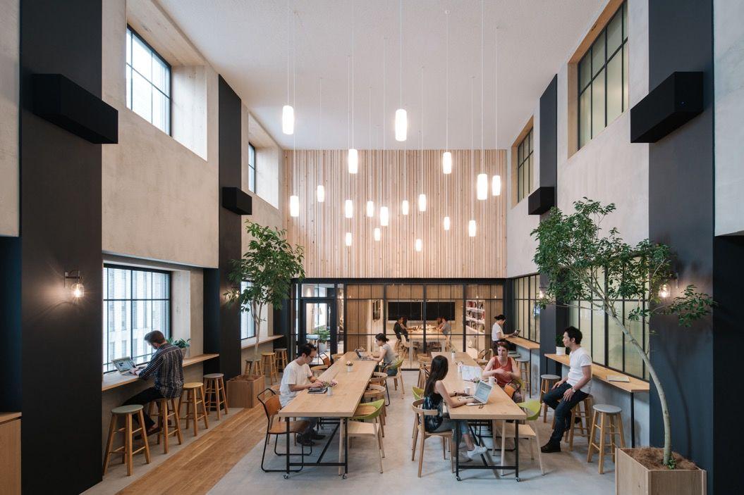 Airbnbの新「東京オフィス」!暮らすように、旅するように働く空間づくり。