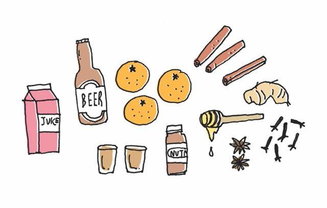 たまには「温かいビール」なんていかがですか?【レシピ&作り方つき】