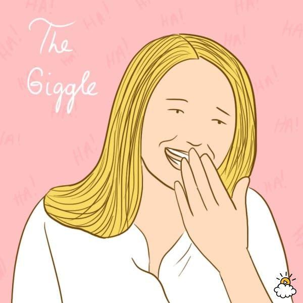 「くすくす」「ゲラゲラ」笑い方には、アナタの性格が表れている
