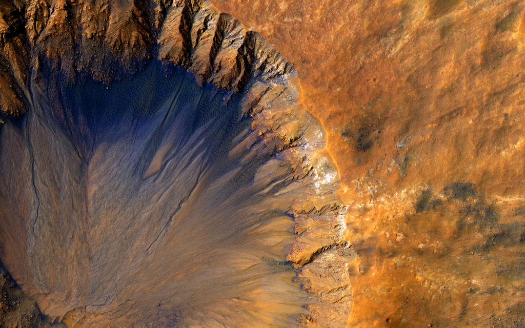 火星の表面がこんなにも「多様な地形」をしていたなんて・・・