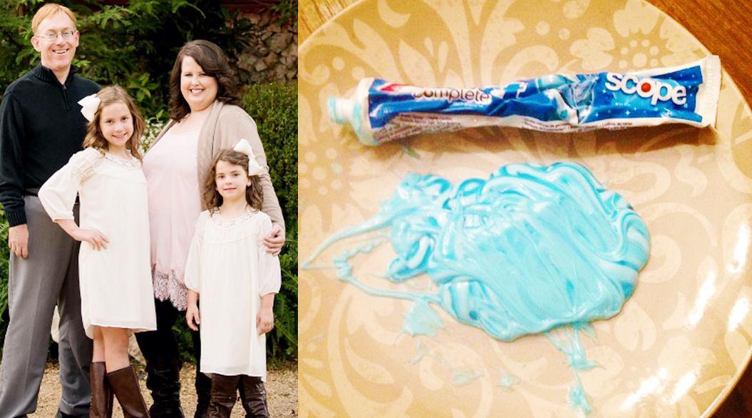 お皿にぶちまけられた「歯磨き粉」で、母が娘に伝えたかった大切なこと
