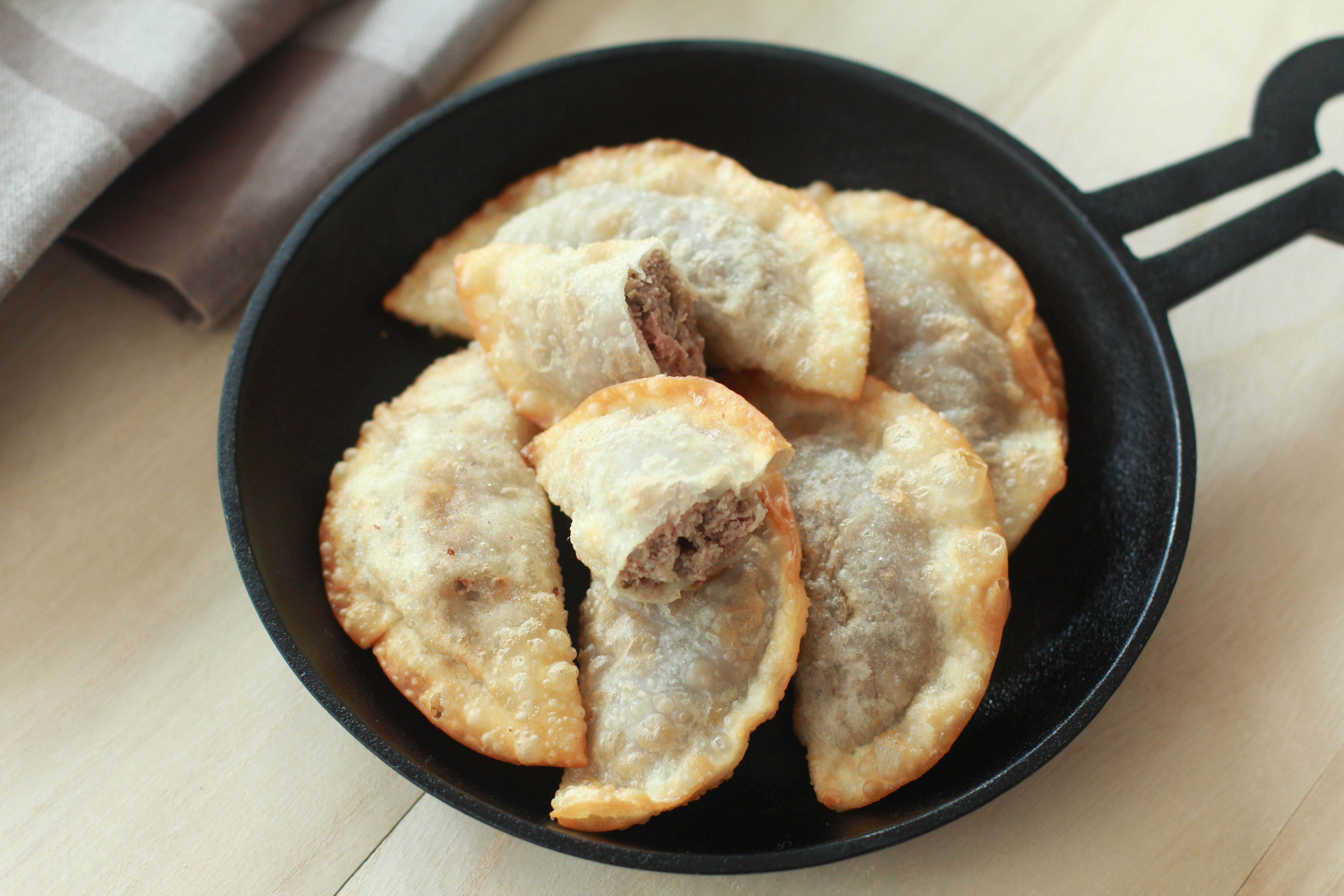 世界の料理は「餃子の皮」で代用できる
