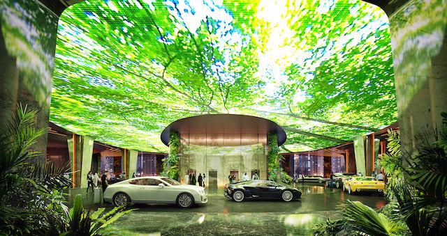 【2018年】ドバイにアマゾン付き5つ星ホテルが誕生予定