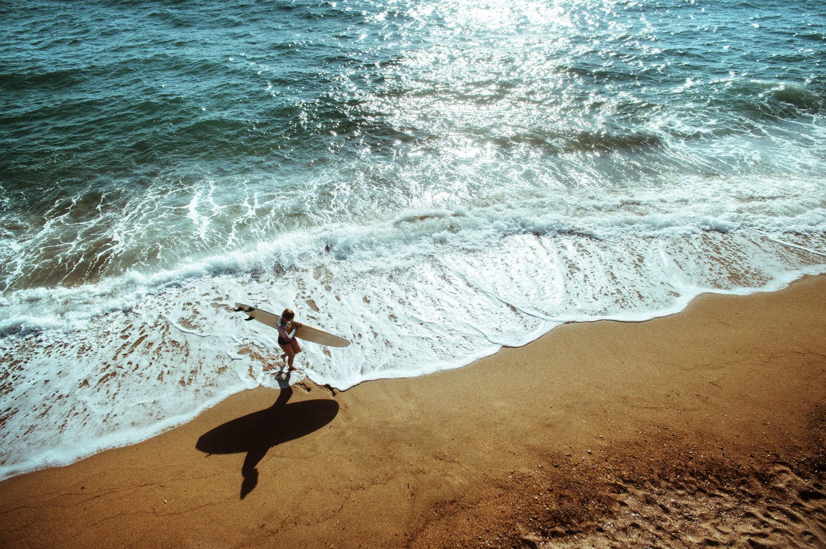 ビーチに行くと得られる「3つのメリット」。心と体とマインドに好影響!