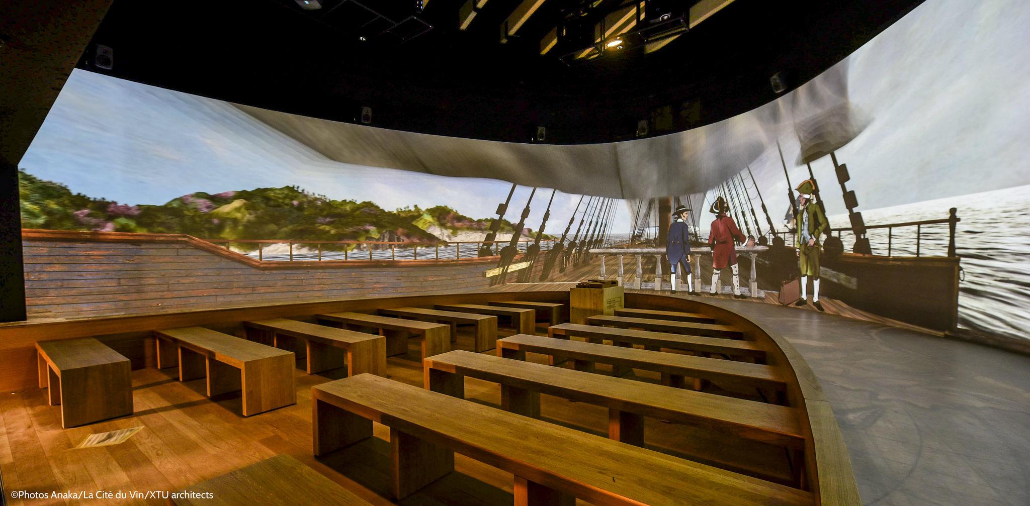 この博物館でしか、世界中のワインの魅力を「五感で体験」することはできない