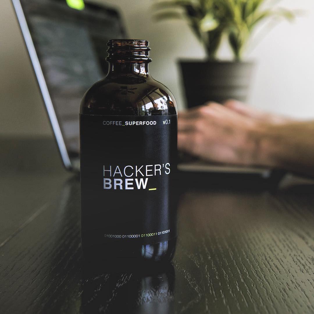 脳機能をブーストするコールドブリューコーヒー「Hacker's Brew」がウマいらしい。