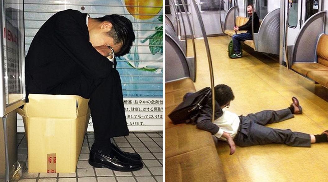 「渋谷の酔っぱらい」の写真を、ひたすら投稿し続けるオーストラリア人がいた