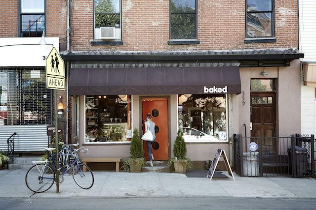 NY・ブルックリンで大人気のブラウニーは、異色の経歴を持つふたりが生み出している