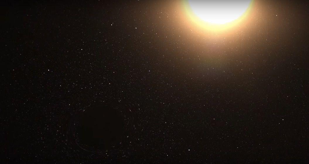 ブラックホールが「星を破壊して飲み込む瞬間」をNASAが公開(動画あり)