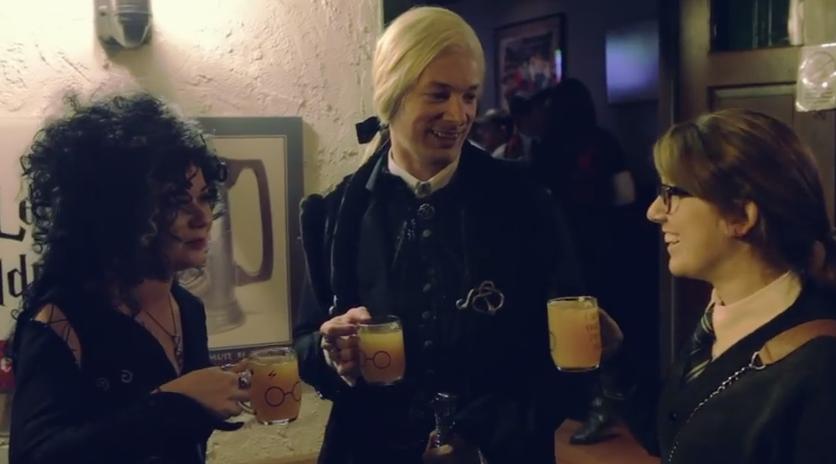クィディッチ後にバタービールで乾杯!「Harry Potter Festival 2016」がアメリカで開催される
