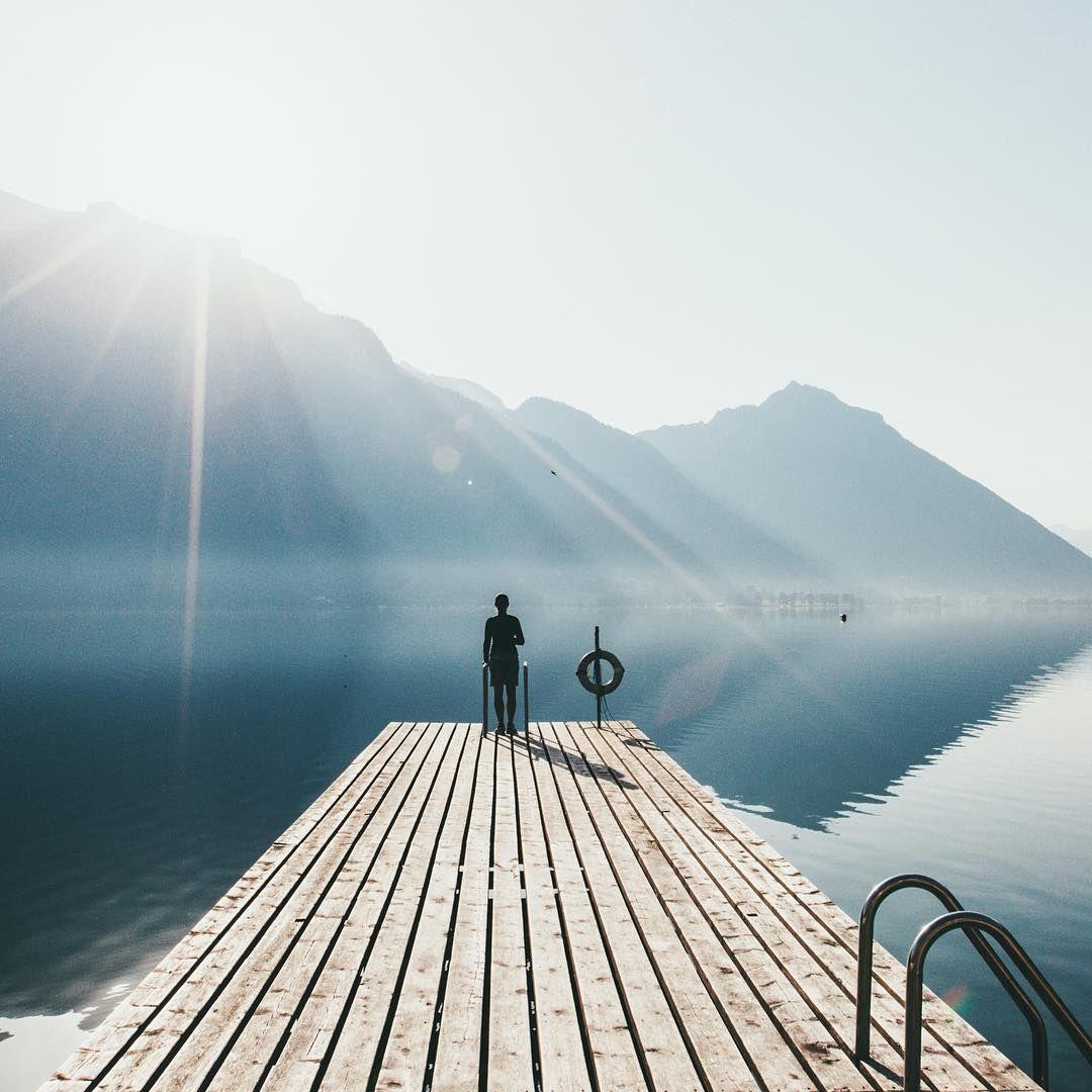 「もし冒険しなければ、どれだけ自然が美しいかは見えません」。