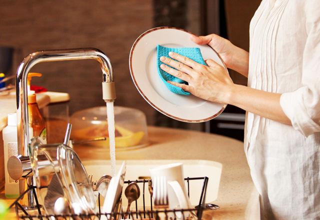 「洗いもの」はストレス解消に超効果的!フロリダ州立大学が発表