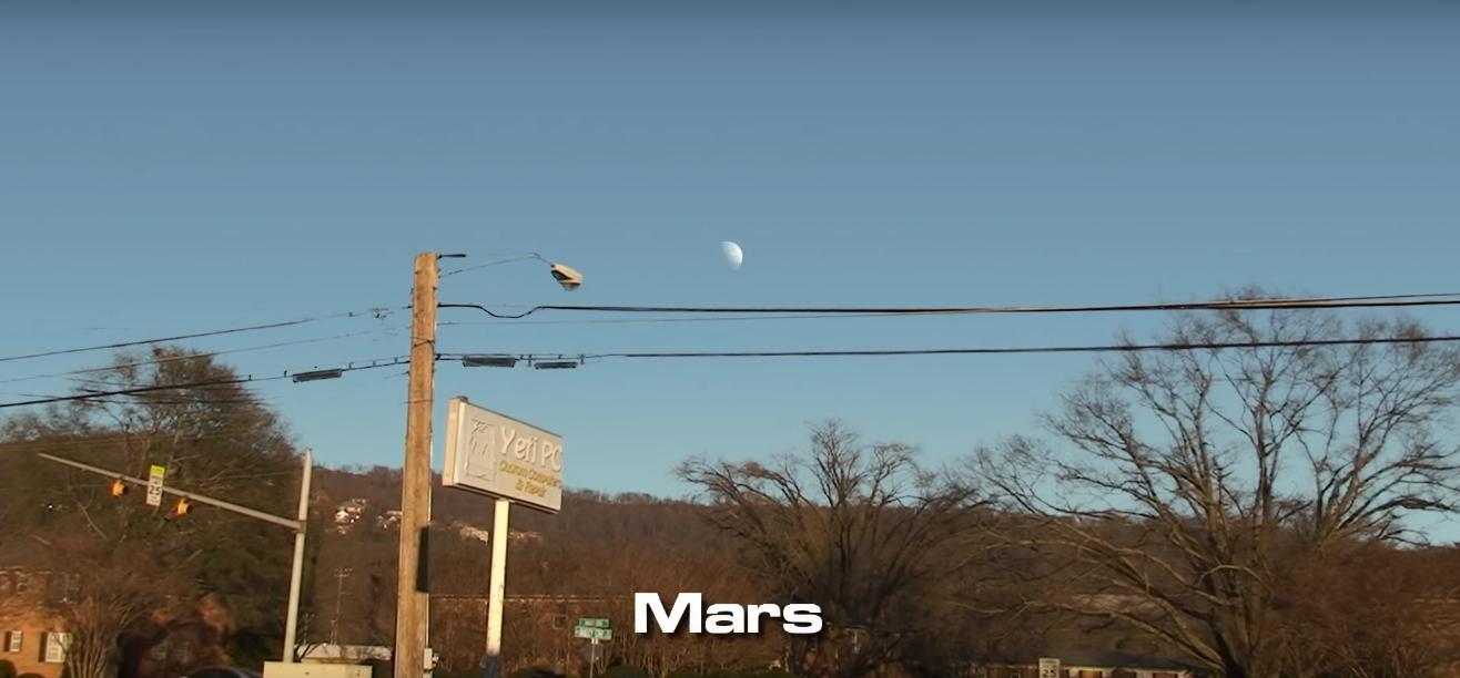 もし、月と同じ距離に他の「惑星」があったら…(動画あり)