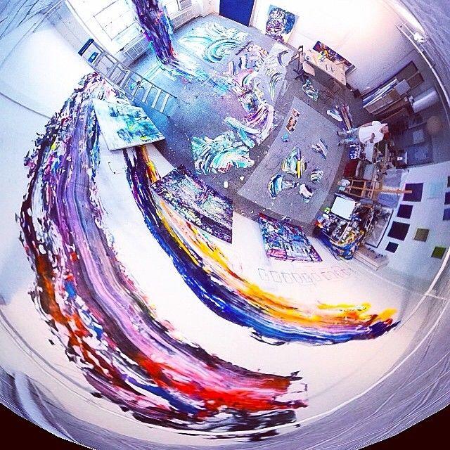 ひたすら自分がカッコイイと思う表現を追求する。山口歴作品 at WALLS TOKYO(〜10月8日)