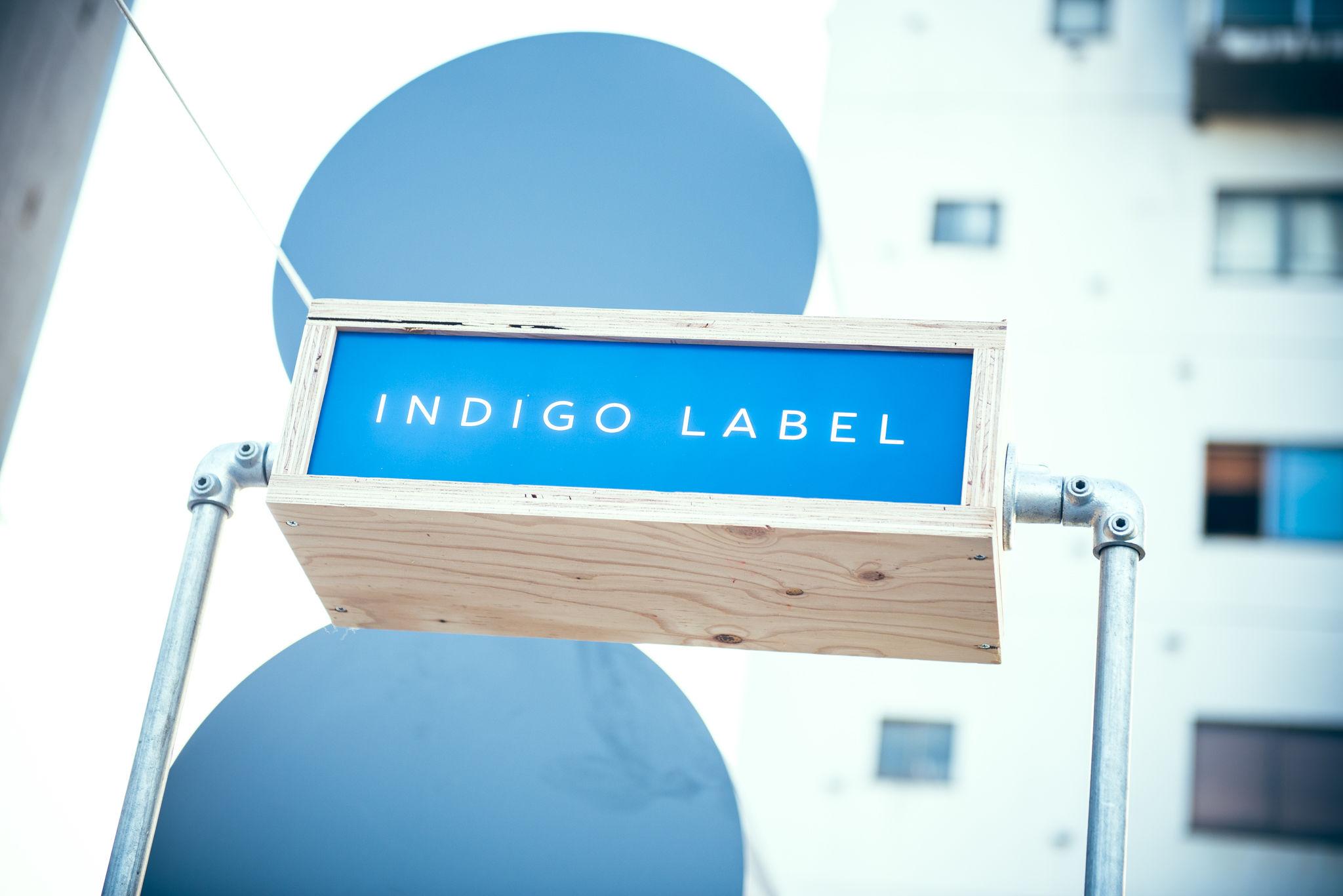 Colemanとmonroが手がける『INDIGO LABEL』は、食にだってこだわるブランドだ!