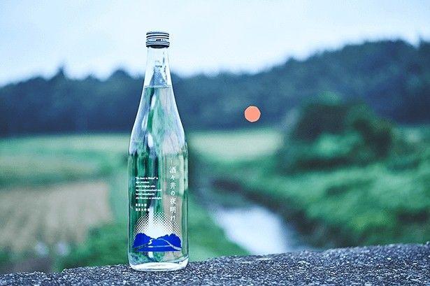 純米大吟醸の「生酒」が、しぼったその日のうちに届く。
