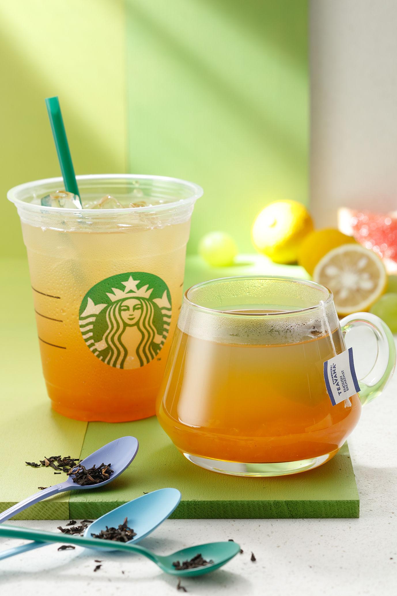 こころ踊る、紅茶の楽園。『STARBUCKS TEAVANA(スターバックス・ティバーナ)』へようこそ!