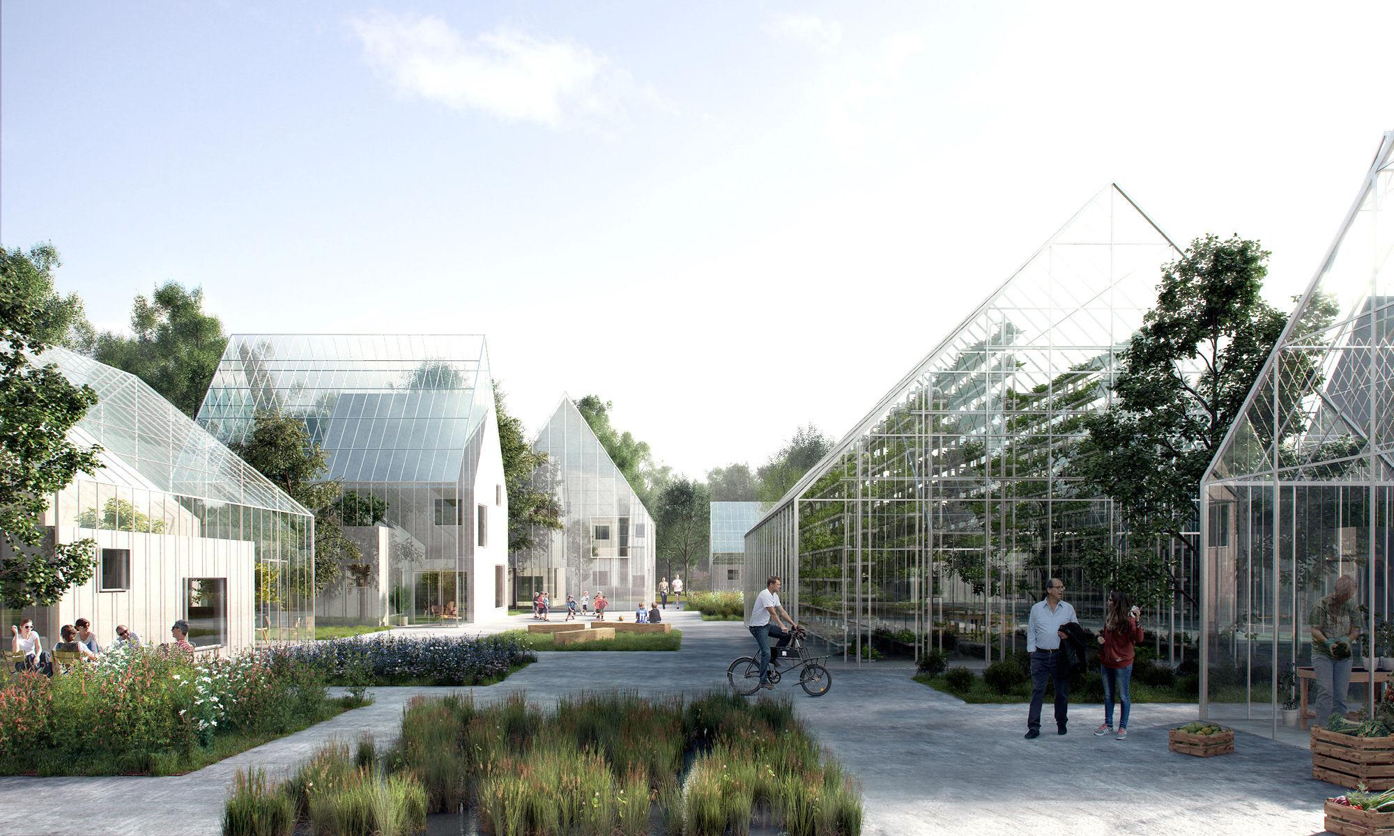 「次世代型エコビレッジ」は自然とハイテクの融合がキーワード