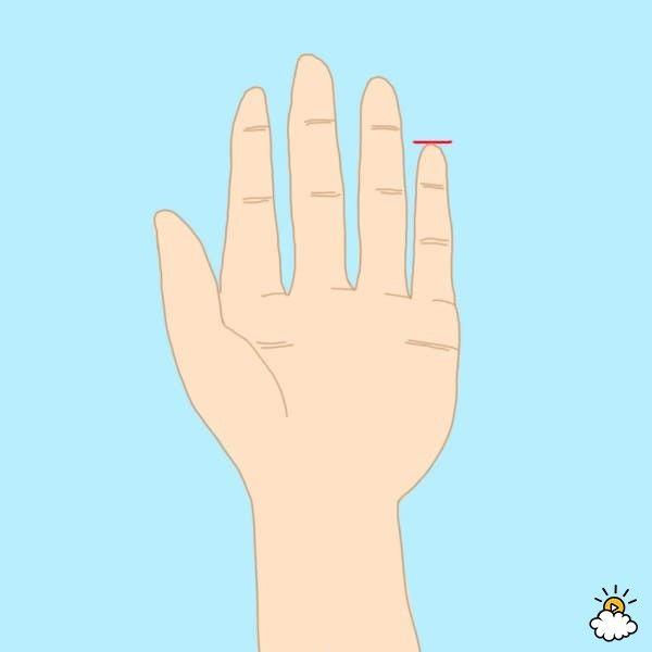 「小指」でわかる、あなたの性格診断!