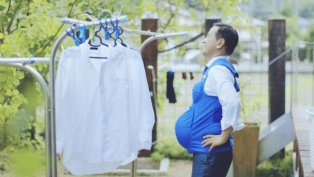 現役知事が妊婦体験!この苦労は、すべての男性が認識すべきです。