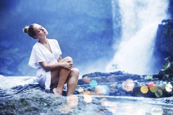 水に対するアクションの夢