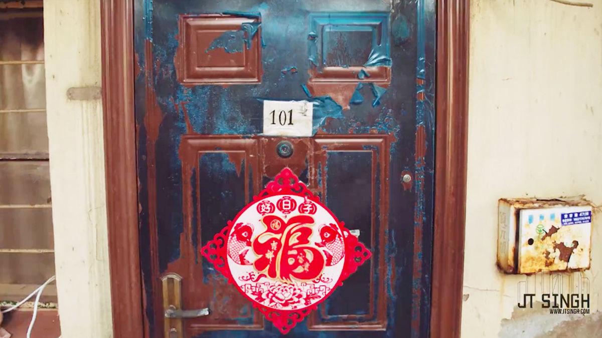 「上海」の暮らしに潜る、3分間。
