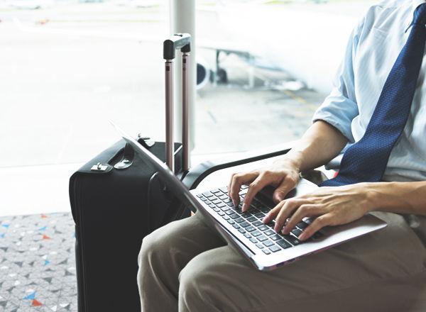 これは便利!空港で使える「Wi-Fi」の情報が一目瞭然