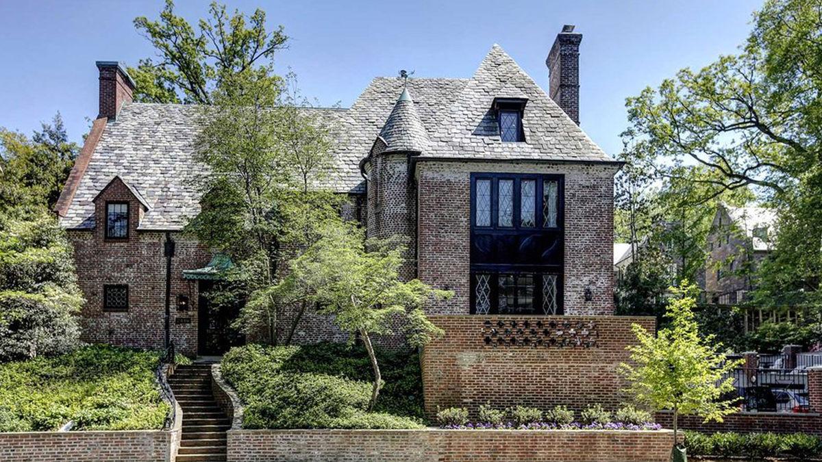 オバマ大統領の新居は、1920年代築のクラシカルな豪邸らしい