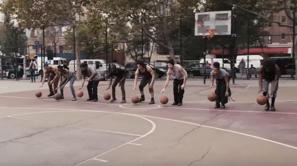 「バスケットボール」を楽器にして演奏する音楽が凄すぎた!