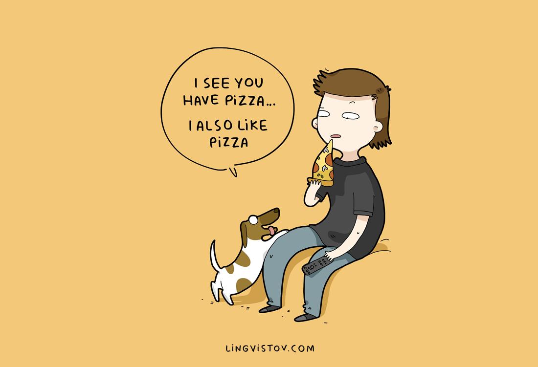 これだから犬は憎めない。10のあるある