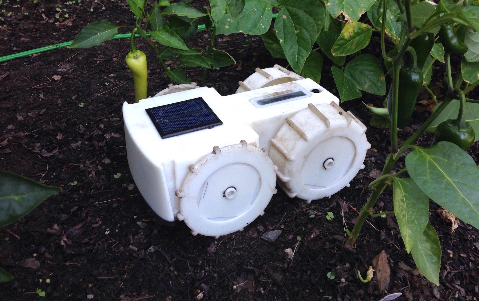 家庭用から屋外用へ「ルンバ生みの親」が手がける新たなロボ掃除機