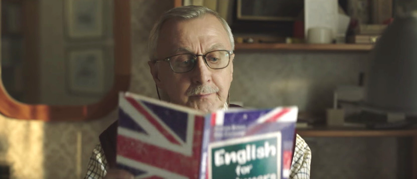 どうしても英語で伝えたかったおじいちゃん。出会いの「ひと言」にキュンとなる