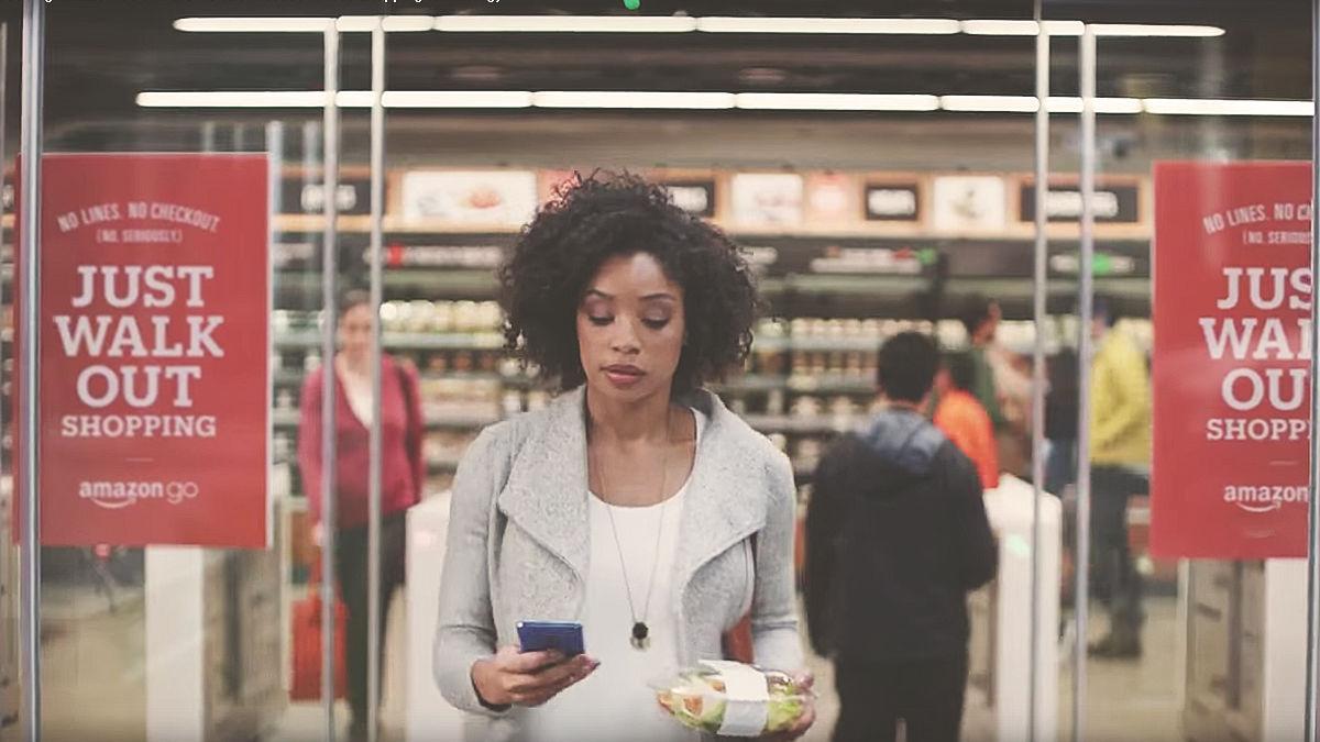 レジがない。世界最新のスーパーマーケットがOPEN!