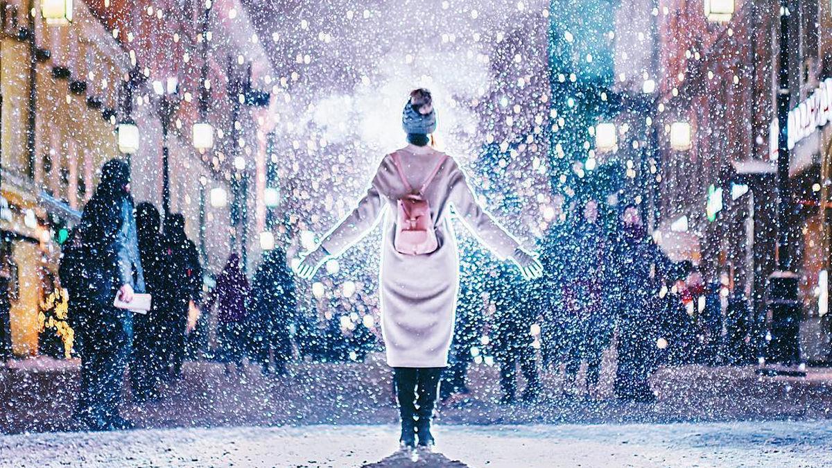 冬のモスクワに、ワクワクが止まらない。