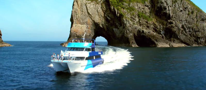 誰もが見たくなる「機内安全ビデオ」ニュージーランド航空すげえ!