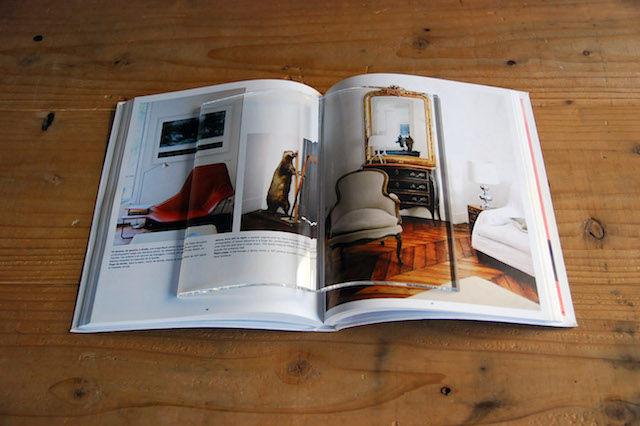 「BOOK on BOOK」は、これまでになかった本の飾り方を提案してくれる