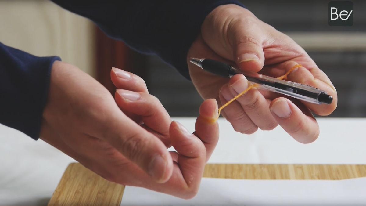 ボールペンのインクが出なくなったときに試してみたい「超カンタン裏技」