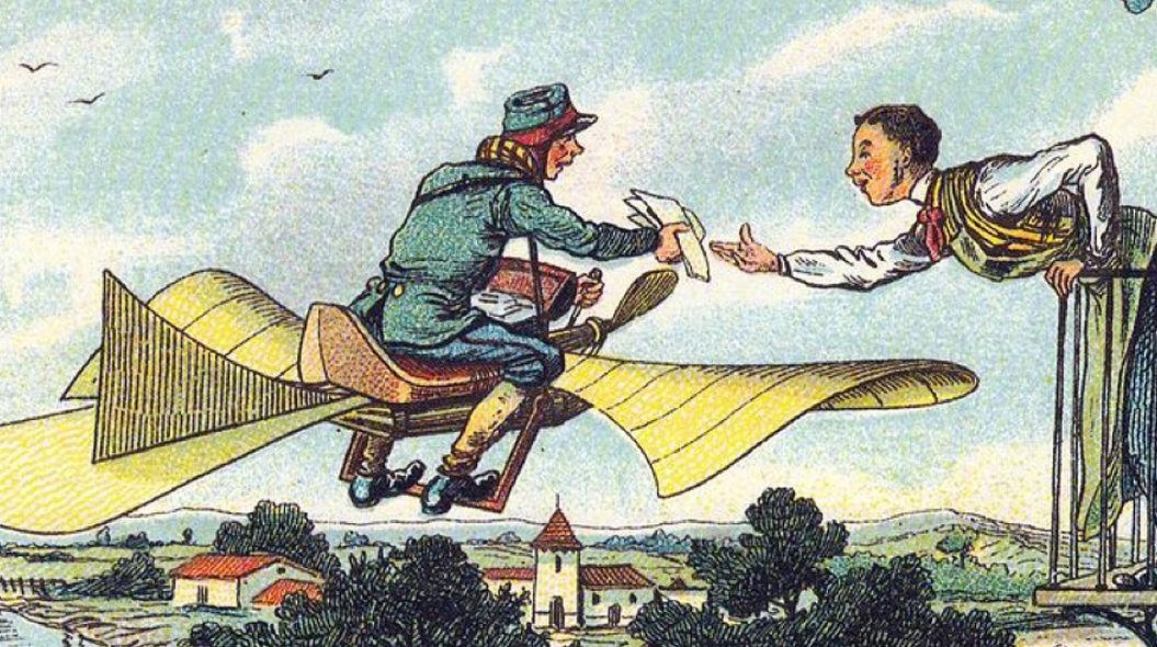 Когда была изобретена открытка, картинки для поднятия