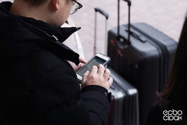 旅行の荷物は、近くのカフェに預けよう。手ぶら観光のためのサービス「ecbo cloak」