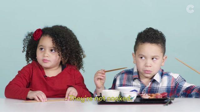 世界に広がる「日本食」。でも実際、子どもたちのリアクションは?
