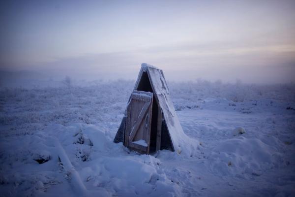 世界で一番寒い村。−52℃の日常風景