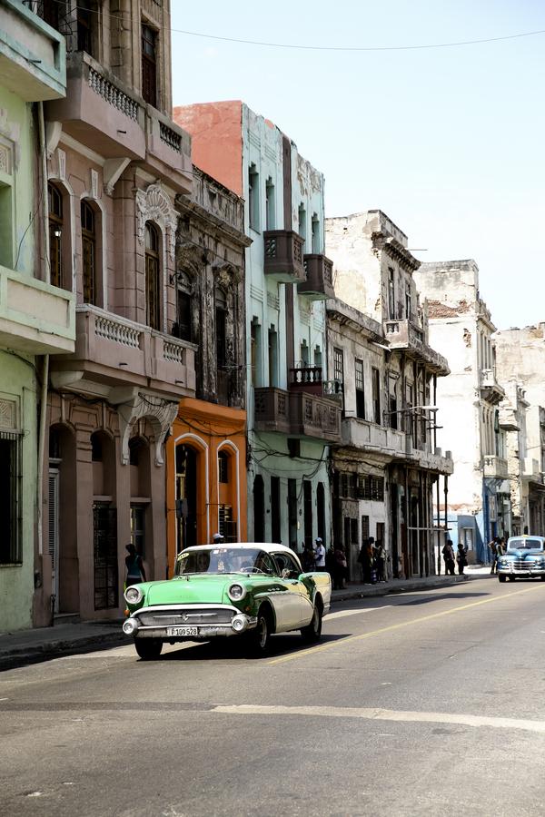 変わるキューバ。変わらないキューバ。