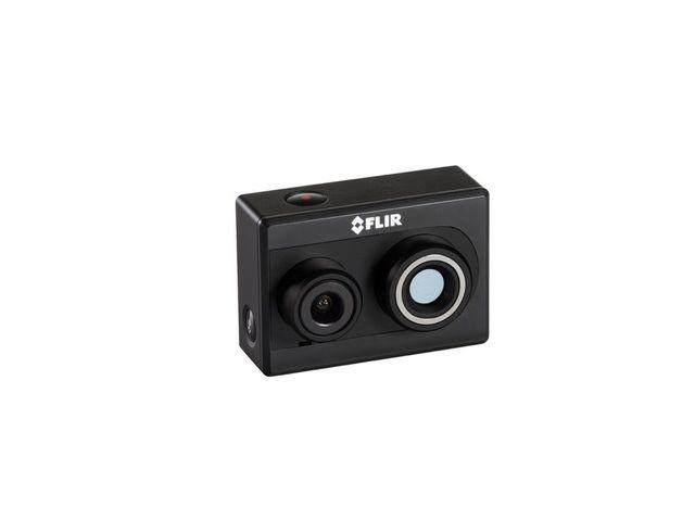 熱探知機能付き、ドローン用アクションカメラが登場
