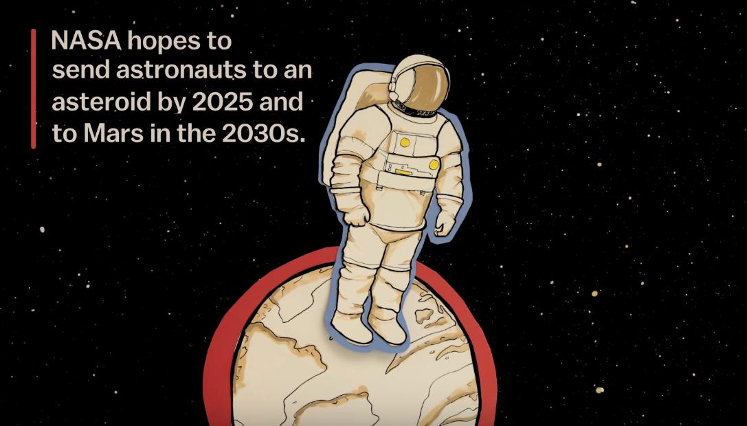 NASAが「火星に行ってくれる人」を300名募集